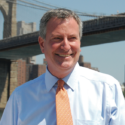 NYC Mayor, Bill de Blasio